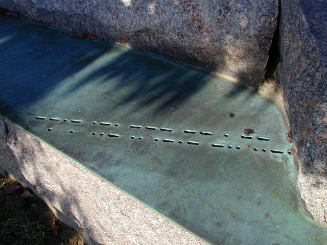 Kryptos Morse Code