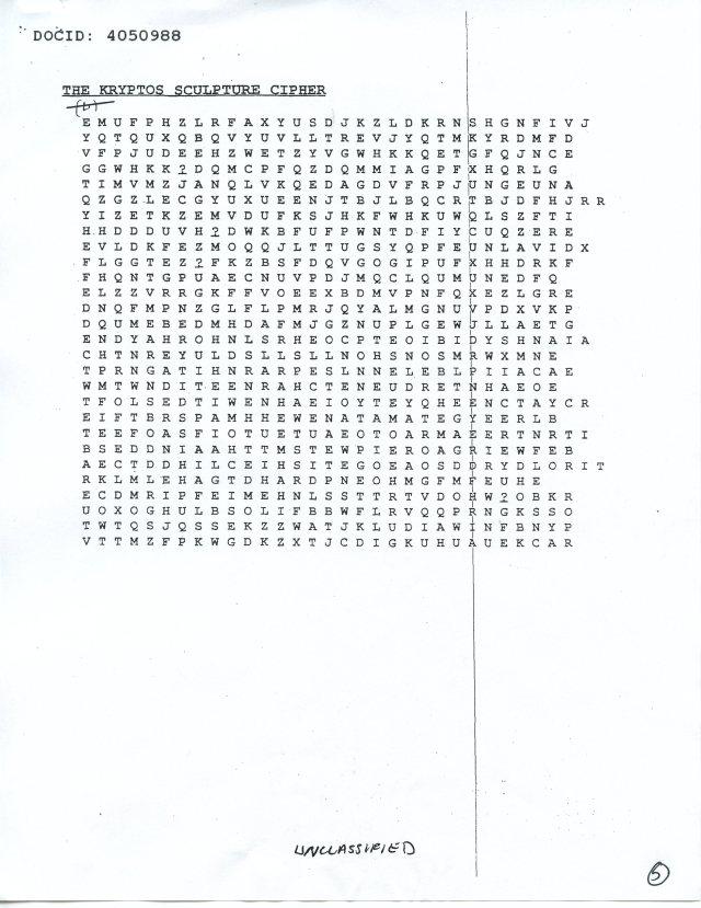 NSA Kryptos FOIA p5