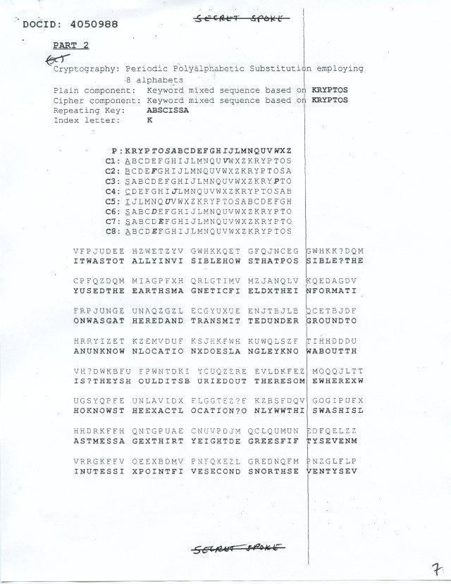 NSA Kryptos FOIA p7