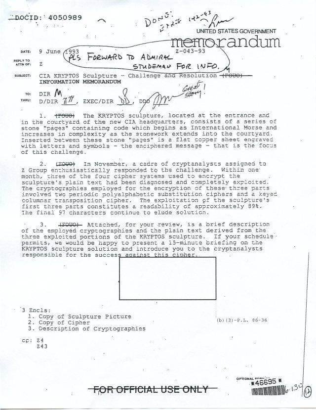 NSA Kryptos FOIA p12