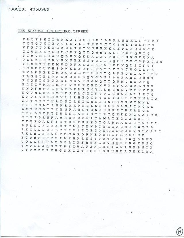 NSA Kryptos FOIA p14