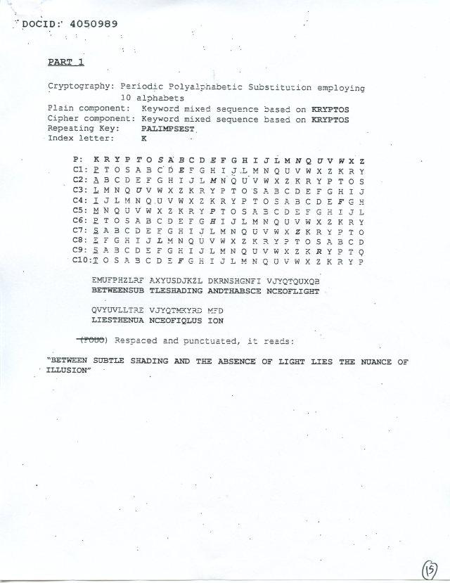NSA Kryptos FOIA p15