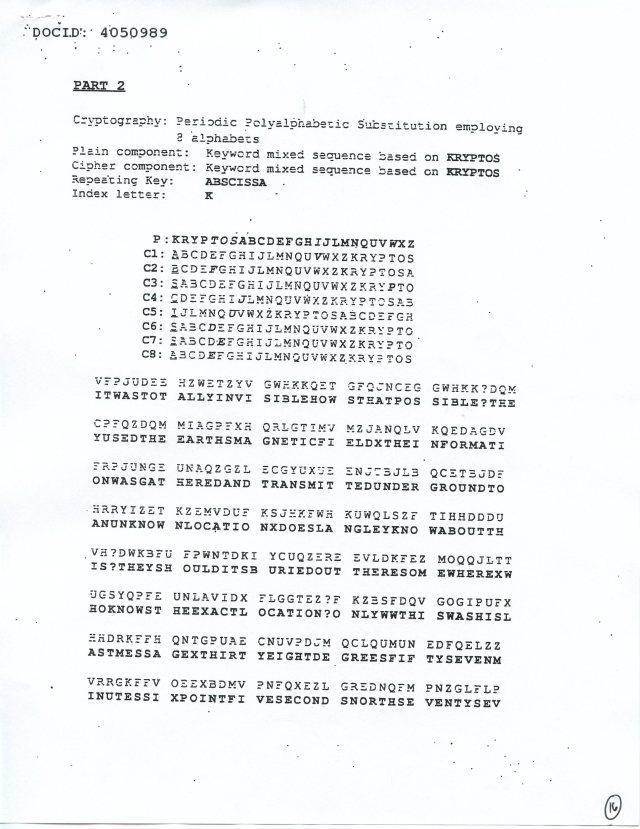 NSA Kryptos FOIA p16