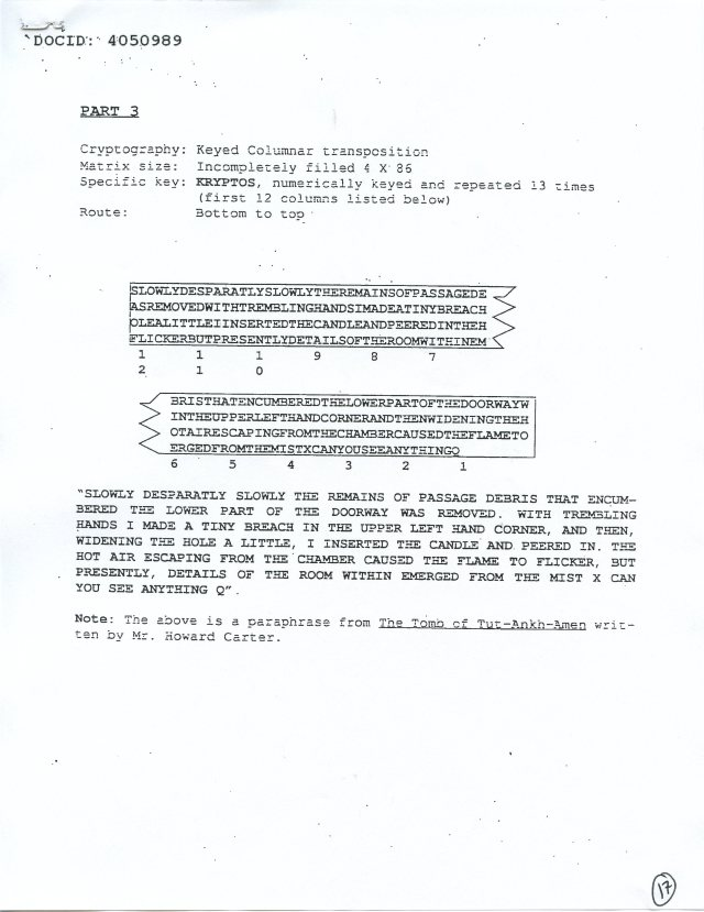 NSA Kryptos FOIA p17