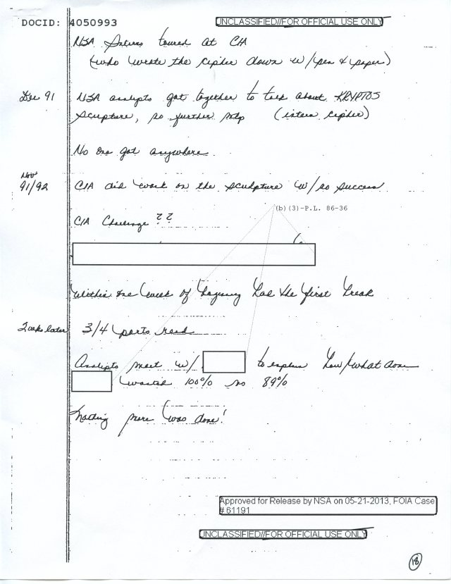 NSA Kryptos FOIA p18
