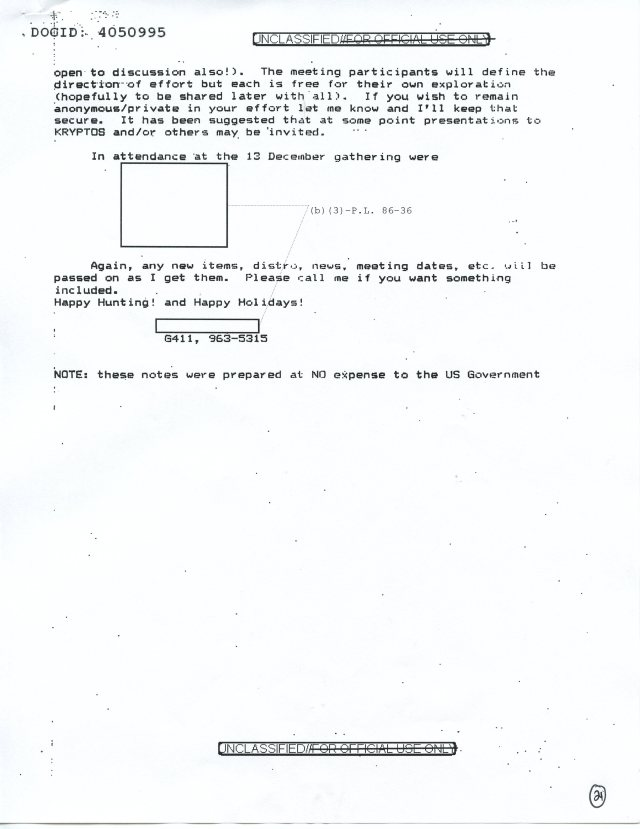 NSA Kryptos FOIA p21