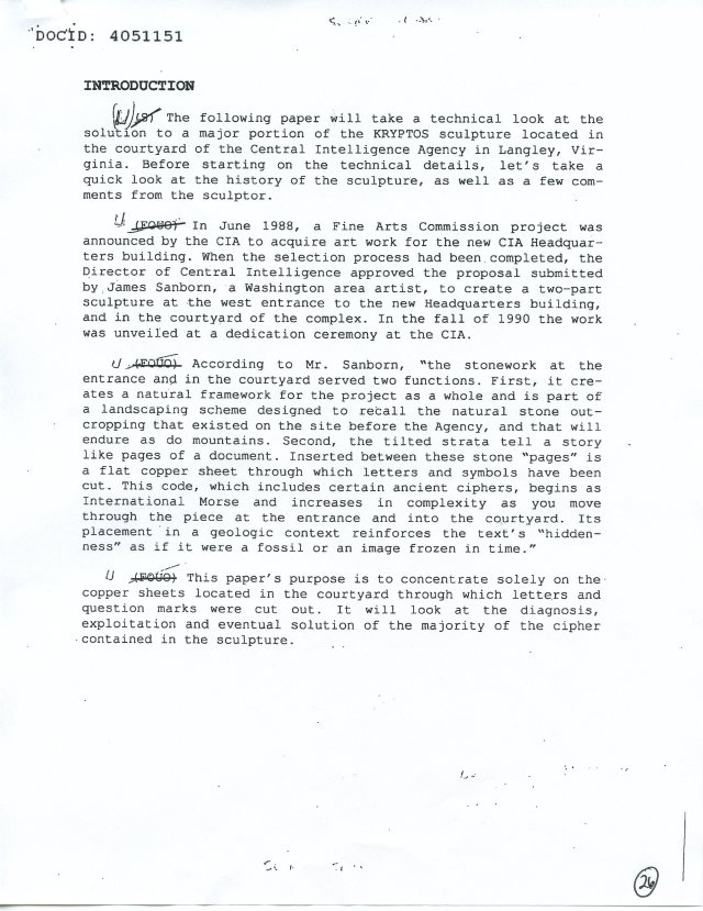 NSA Kryptos FOIA p26