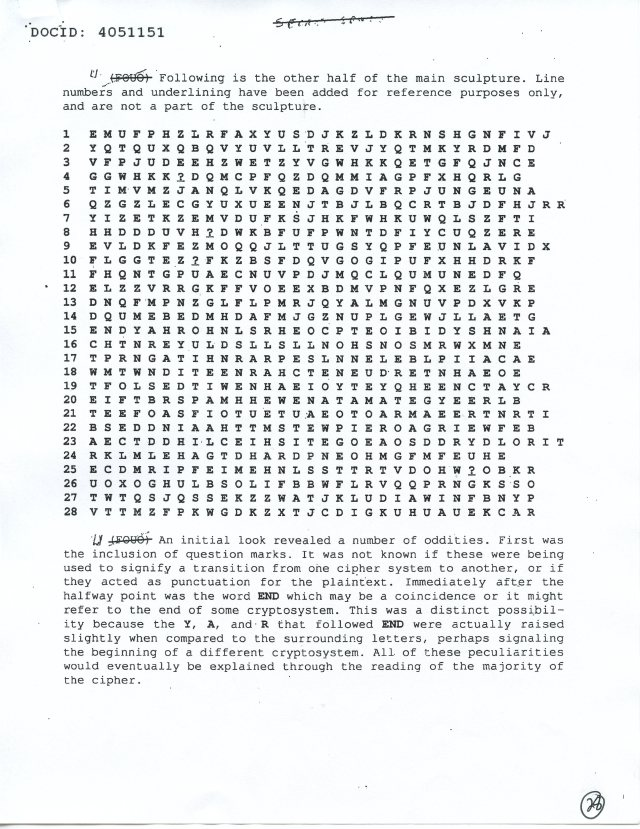 NSA Kryptos FOIA p28