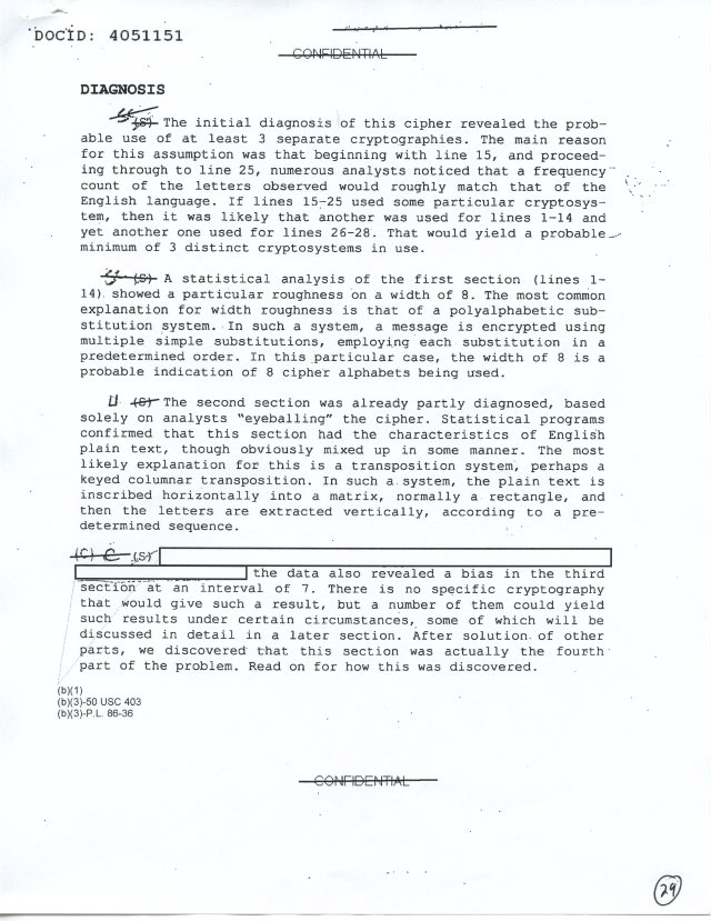 NSA Kryptos FOIA p29