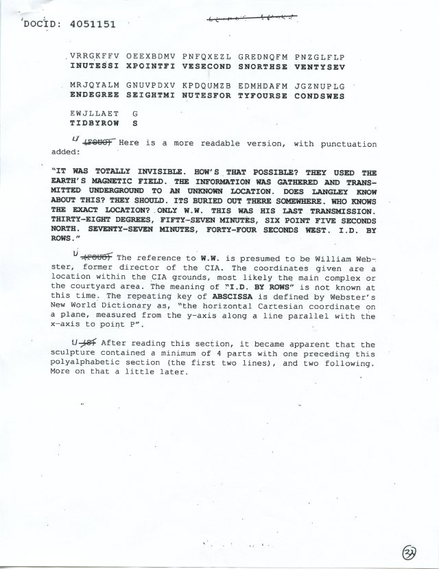 NSA Kryptos FOIA p32