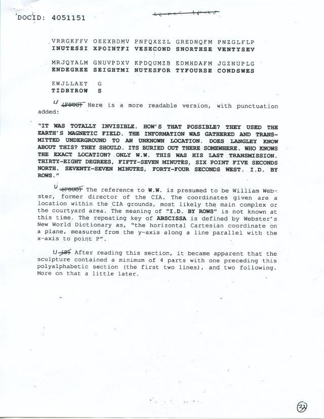 NSA Kryptos FOIA p32