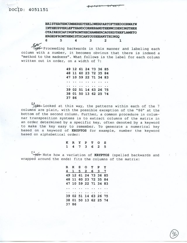 NSA Kryptos FOIA p35