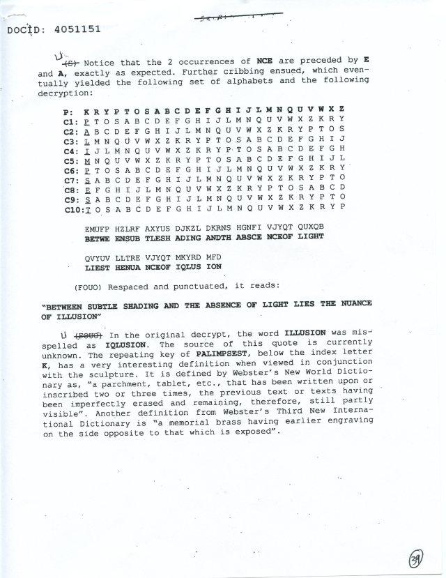 NSA Kryptos FOIA p39