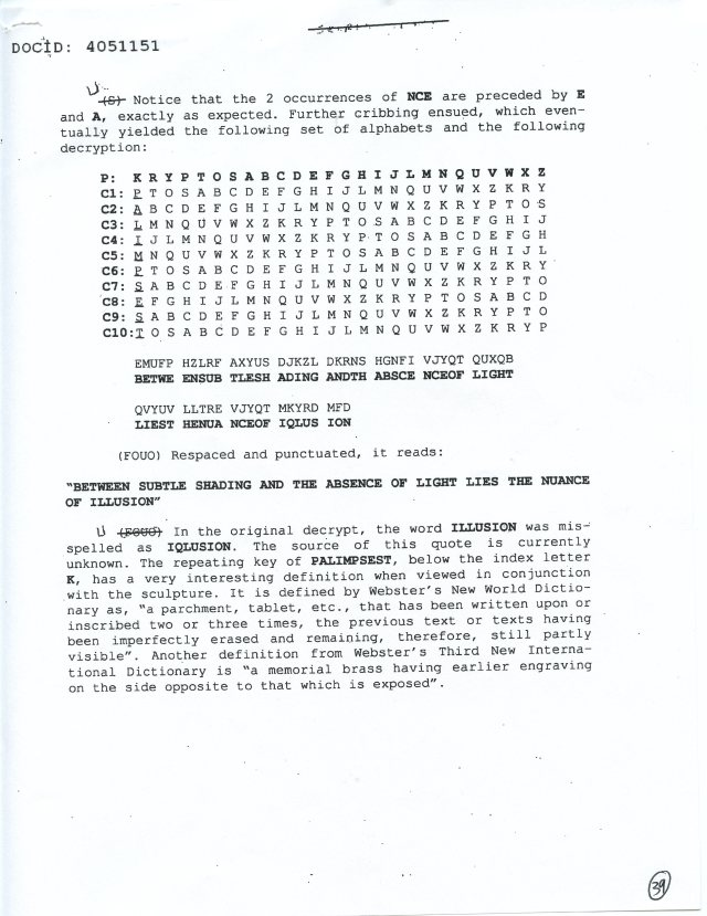 NSA Kryptos FOIA p39